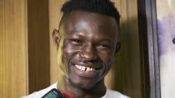 Mamoudou Gassama a débuté son service civique chez les pompiers de