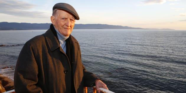 Mort d'Edmond Simeoni, figure de l'autonomisme corse, à l'âge de 84 ans.