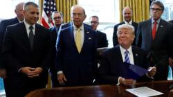 Trump impulsará ahora pleito fiscal; pretende impuesto