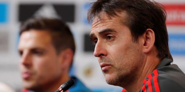 Futur entraîneur du Real, le sélectionneur de l'Espagne viré à la veille du début du Mondial