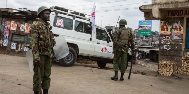 Des employés de MSF en Afrique auraient échangé des médicaments contre les services de prostituées.