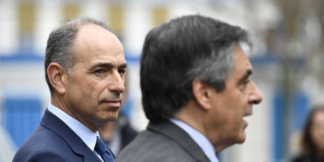 Jean-François Copé a accueilli François Fillon ce lundi à Meaux pour un déplacement de campagne sur la sécurité.