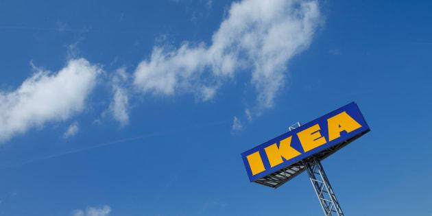 Logotipo de una tienda de Ikea en Voesendorf, Austria, en una imagen de archigvo.