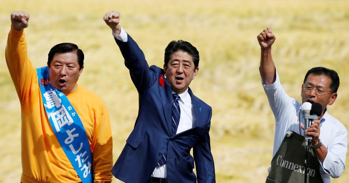 Japon: Large victoire de Shinzo Abe et sa coalition aux élections législatives