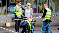 Fatal Shooting At Hamburg Supermarket, Several
