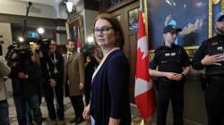 Jane Philpott affirme que Justin Trudeau a enfreint la loi en