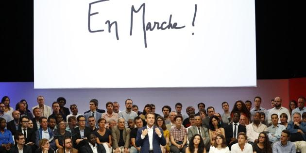Le meeting tenu par Emmanuel Macron à la Mutualité en juillet 2016 ne lui a pas coûté très cher.