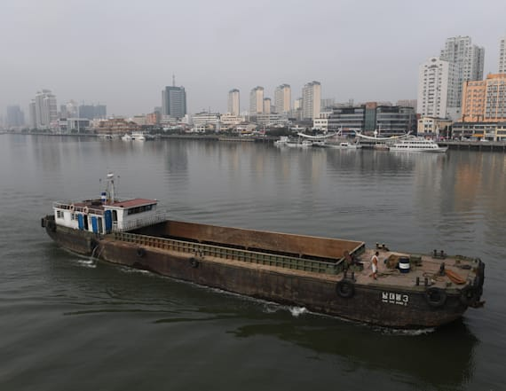 North Korean ships may be undermining sanctions