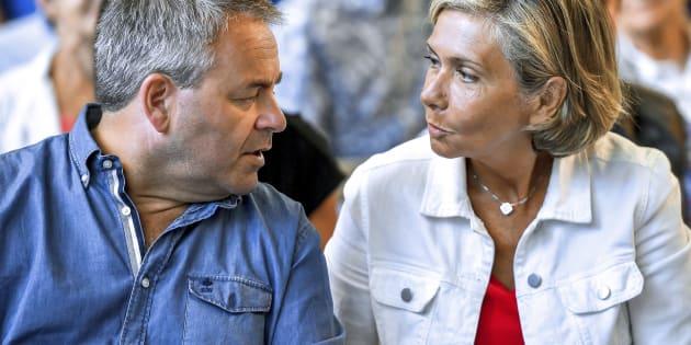 Ni Xavier Bertrand ni Valérie Pécresse n'ont daigné réagir à l'élection du président des Républicains, Laurent Wauquiez.