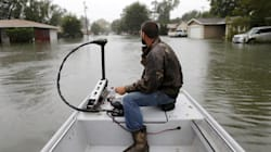La Louisiane subit la tempête