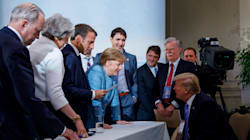 6 Different Views Of This G7 Meeting Paint A Tense