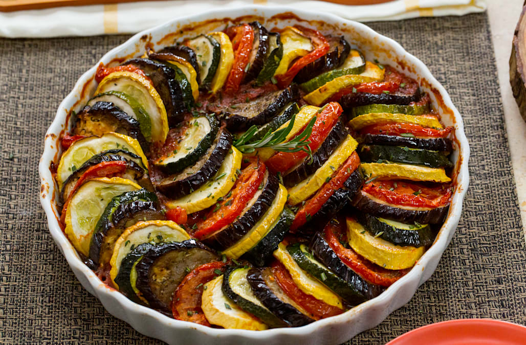 How to make ratatouille, a vegetable dish that's both hearty and healthy