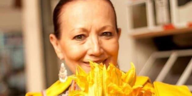 Fallece la chef mexicana Patricia Quintana.