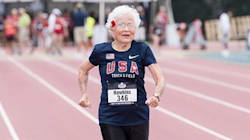 101-Year-Old Runner Breaks 100 Metre Sprint