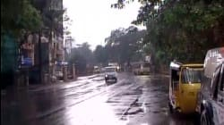 Cyclone Vardah Claims Two Lives In Tamil