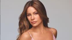 Sofia Vergara en lingerie pour sensibiliser au cancer du