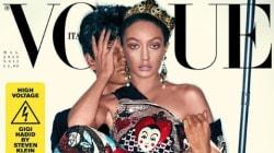 Por qué ha causado tanta polémica la última portada de 'Vogue' de Gigi