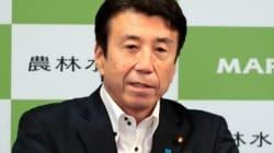 安倍首相、斎藤農水相を交代の方針 石破派からの唯一の閣僚