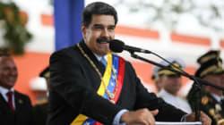 Migajas y comida podrida, señala Maduro a la ayuda para su