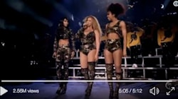 Beyoncé Treated Coachella Crowd To An Epic Destiny's Child