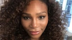 The Way Serena Williams Looks At Her Baby Girl Will Make Your Heart