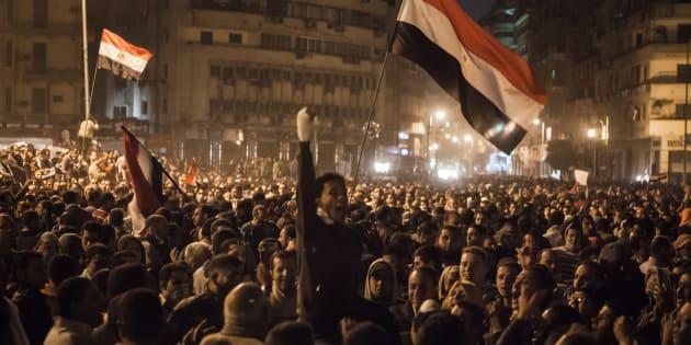 Primaveras árabes: esperanzas de cambio.
