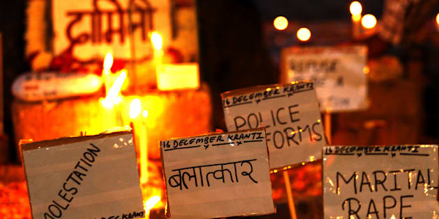 SC Upheld Death Sentence to Nirbhaya Rape Case Accused Four