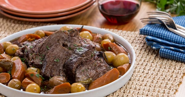 Here's how to make a classic pot roast in your Instant Pot