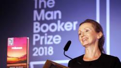 Northern Irish Writer Anna Burns Wins Man Booker Prize For