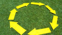 La economía circular se puede explicar con