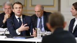 Macron se dit prêt à