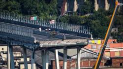 L'effondrement du pont à Gênes a fait 43 morts, les recherches