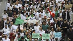 BLOGUE L'Algérie et sa marche historique vers la