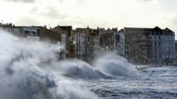La tempête Eleanor coûte la vie à une personne et perturbe