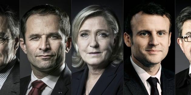 TF1 critiquée par des candidats (et le CSA) pour son débat à cinq