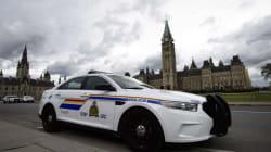 L'homme arrêté lundi sur la colline du Parlement ne sera pas