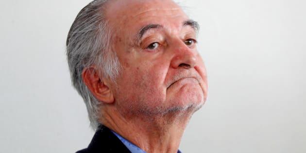 Gérard Filoche dit avoir été piraté sur Twitter