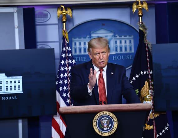 Trump: U.S. will need to speak Chinese if Biden wins