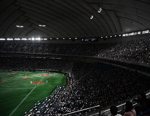 Baseball league closing games to fans due to virus