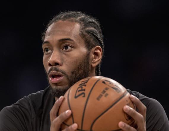 Spurs trade Kawhi to Toronto for DeMar DeRozan