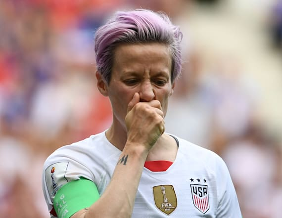 USWNT concedes first Cup goal on devastating howler
