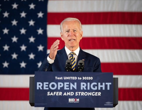 Biden proposes $700B-plus 'Buy American' campaign