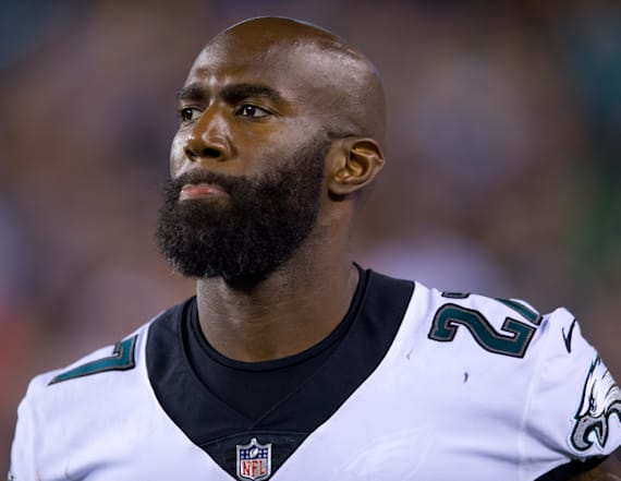 Malcolm Jenkins dons 'You Aren't Listening' shirt