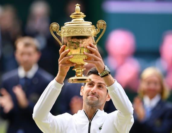 Djokovic defeats Federer for fifth Wimbledon title