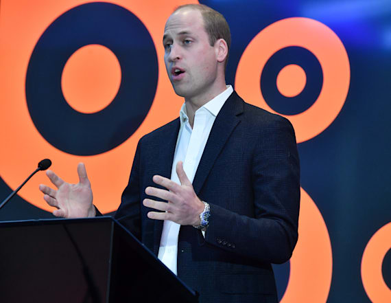 William broke protocol to call out cyberbullies