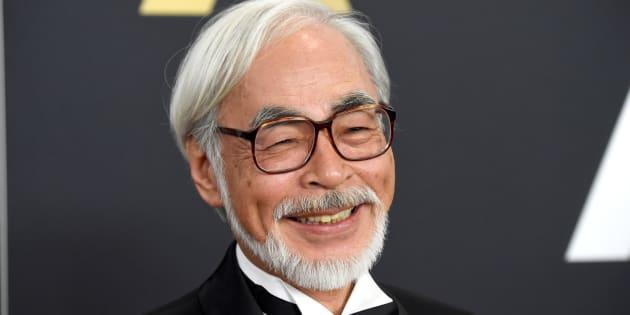 Hayao Miyazaki - ici en 2014 - sort (une nouvelle fois) de sa retraite