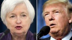 Trump incontra Janet Yellen: i repubblicani si spaccano anche sulla scelta del presidente della
