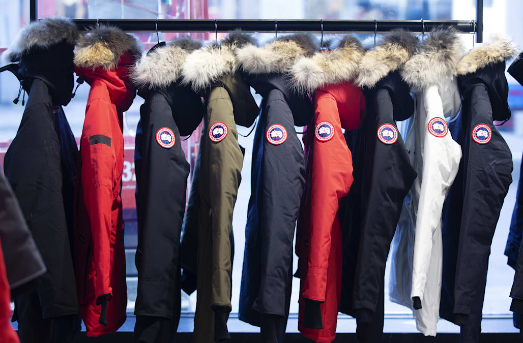e8eb87bbfa7 This is why Canada Goose jackets are so expensive - AOL Lifestyle