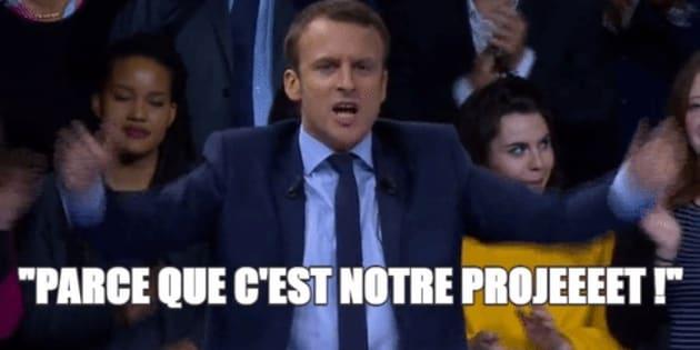 Le programme d'Emmanuel Macron à l'élection présidentielle 2017