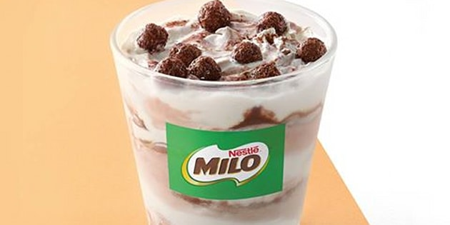 We want Milo McFlurries and we want them now.